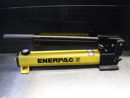 Enerpac 21 in x 4 3/4 in x 7 in 2 Stage Hydraulic Hand Pump P392 (LOC1765)