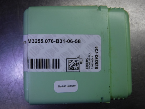 """Walter 3"""" Indexable Helical Milling Cutter M3255.076-B31-06-58 (LOC2693D)"""