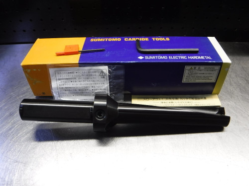 """Sumitomo 1.1875"""" Indexable Drill 1.250"""" Shank WDS125D5 (LOC331)"""