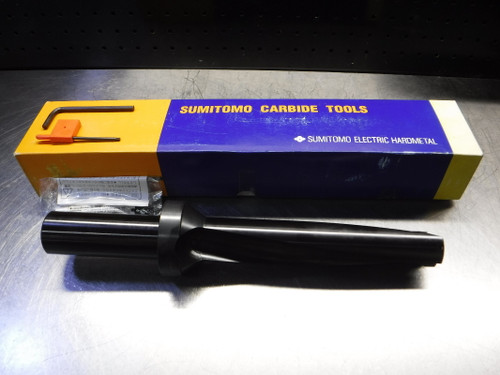 """Sumitomo 1.562"""" Indexable Drill 1.5"""" Shank WDS156D5 (LOC334)"""