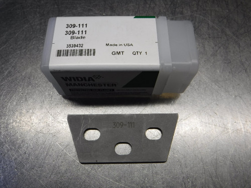 Widia/Manchester Support Blade Separator LH/RH 309-111 (LOC356)