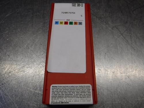 Sandvik CoroThread Insert Shims QTY5 5322 389-12 (LOC487)