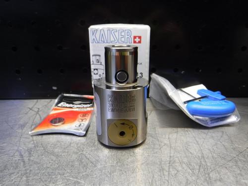 "Kaiser KAB4 1.61""-2.91"" Digital Fine Boring Head 10.310.413 (LOC847)"