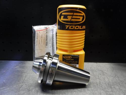 "GS BT40 1/2"" Endmill Tool Holder 1.75"" Projection BT40 1/2-1.75"" (LOC2576)"