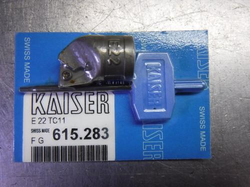 Kaiser Boring Bar Insert Head 10.615.283 (LOC2179)*