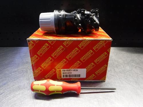 Sandvik Capto C5 54mm Indexable Milling Cutter 690-054C5-1053H (LOC2843A)