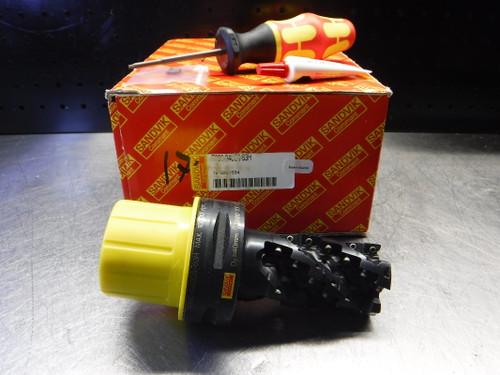 Sandvik Capto C6 40mm Indexable Milling Cutter R390-040C6-63H (LOC2843A)