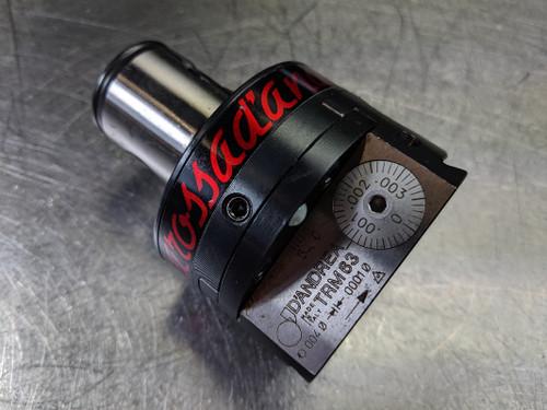D'Andrea MB50 Finish Boring Head TRM63 3240073 (LOC2908D)