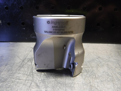 """Ingersoll 2"""" Indexable Facemill 3/4"""" Arbor AX2K-20R02 (LOC2737A)"""