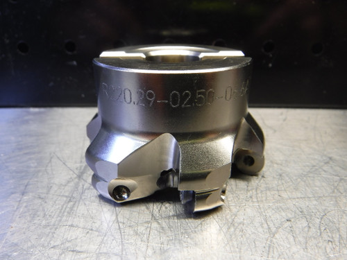"""SECO 2.50"""" Indexable Facemill 3/4"""" R220.29-02.50-06.6A (LOC2836B)"""