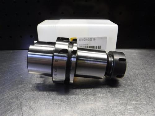 Sandvik HSKA63 ER25 Collet Chuck 100mm Projection 392.41014-63 25 100 (LOC616)