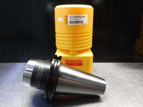 Sandvik CAT50 20mm Hydraulic Chuck 68mm Pro 392.45CGD-50 20 068 (LOC2685A)