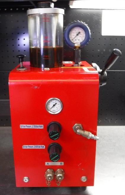 ABNOX High Pressure Hydraulic Lubrication with Sandvik Handle 0571003 (STK)