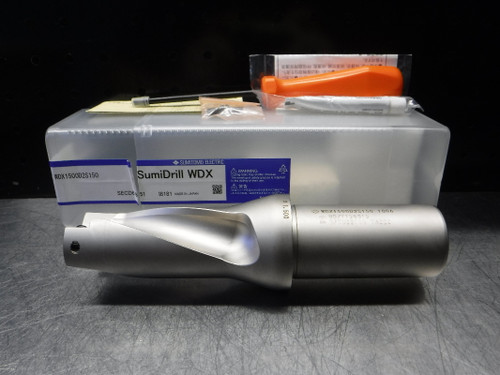 "Sumitomo 1.5"" Indexable Drill 1.5"" Shank WDX1500D2S150 (LOC2610)"