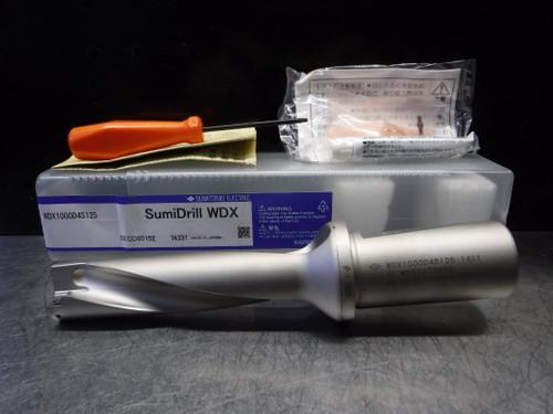 "Sumitomo 1"" Indexable Drill 1.250"" Shank WDX1000D4S125 (LOC2220)"
