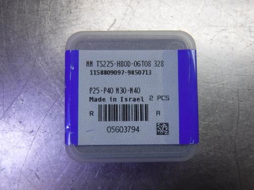 Iscar MultiMaster 22.50mm Endmill Head QTY2 MM TS225-H80D-06T08 328 (LOC2717A)