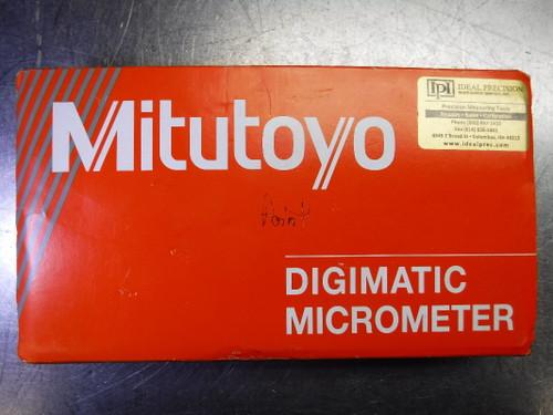 "Mitutoyo Digimatic Micrometer 0"" - 1"" / 0mm - 25.4mm Range 342-361-30 (LOC2004A)"
