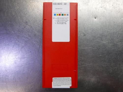 Sandvik Carbide Inserts QTY10 N123L1-0800-RO S05F (LOC983C)