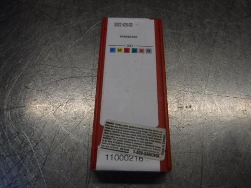 Sandvik Insert Shim / Seat QTY10 5322 425-03 (LOC1163D)