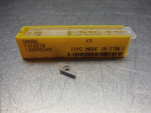 Kennametal Carbide Insert Seat / Shim Qty10 SM886 K9 (LOC2823B)