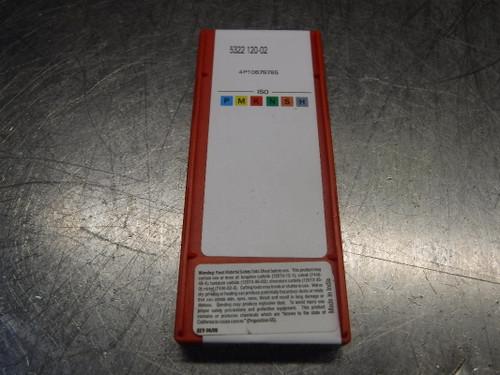 Sandvik Insert Shim / Seat QTY10 5322 120-02 (LOC1163D)