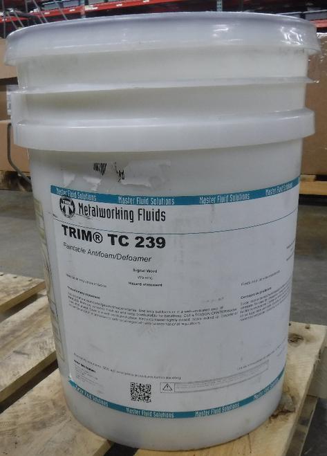 Master Fluid Solutions TRIM TC 239 Paintable Antifoam / Defoamer 5 Gallon (STK)