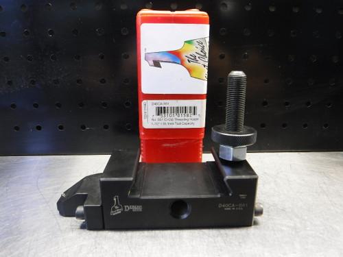 Dorian Tool D40C 881 Thread & Grooving Tool Holder D40CA-881 (LOC1888C)