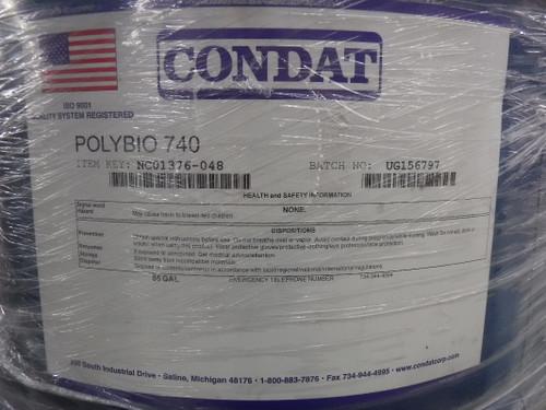 Condat POLYBIO 740 Metalworking Lubricant 55 Gallon NC01376-048 (STK)