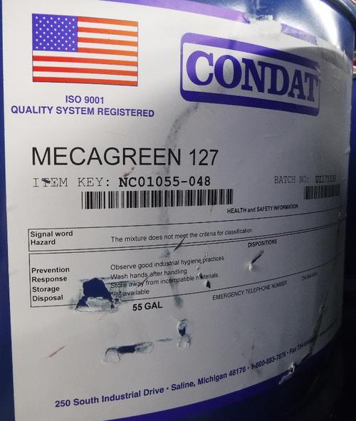 Condat MECAGREEN 127 Coolant Lubricant 55 Gallon NC01055-048 (STK)
