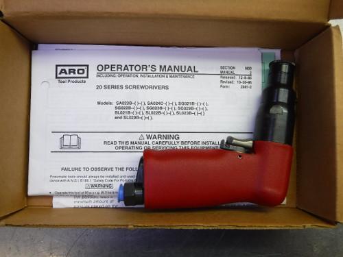 Ingersoll Rand Pistol Grip Air Screwdriver (Stall) SG021B-15-Q (LOC2337)