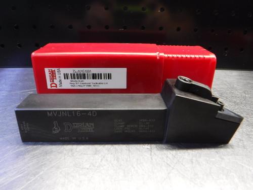 "Dorian Tool 1"" x 1"" Indexable Lathe Tool Holder MVJNL16-4D (LOC1689)"