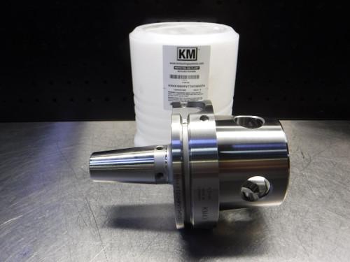 """Kennametal KM4X100 1/2"""" Shrink Fit Tool Holder KM4X100HPVTTHT050374 (LOC3037)"""