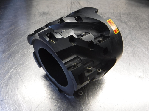 "Sandvik 4"" Indexable Milling Cutter 1.5"" Arbor RA390-102R38-57H (LOC1447)"