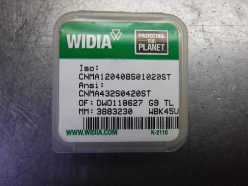 Widia CBN Insert QTY1 CNMA120408S01020ST / CNMA432S0420ST WBK45U (LOC1980B)