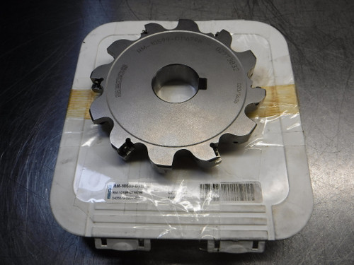 """SECO 4.86"""" Indexable Slot Milling Cutter RM-10S99-D116796-02773832 (LOC1561)"""