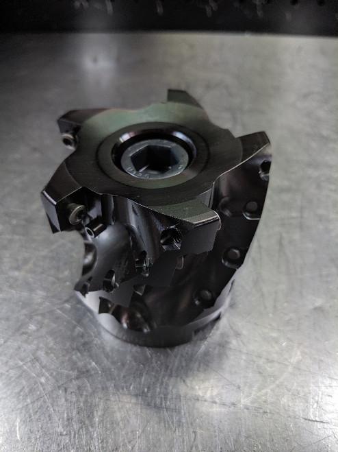 Seco 80mm Milling Cutter 32mm Arbor R220.69-0080050-15.5H (LOC2967B)