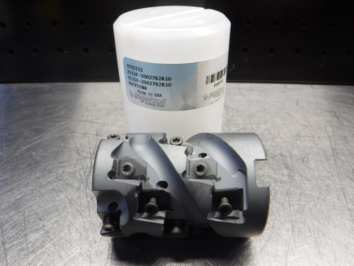 "Ingersoll 2"" Indexable Milling Cutter 3/4"" Arbor 2SJ3F-20027D2R10 (LOC2477)"