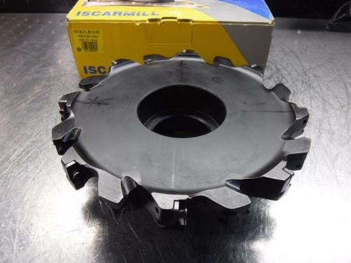 "Iscar 8"" Slot Milling Cutter 2"" Arbor 1"" Wide FDN D8.0-1.00-16-R15 (LOC206)"