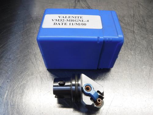 Valenite VM32 / KM32 Indexable Turning Head VM32-MRGNL-4 (LOC808A)