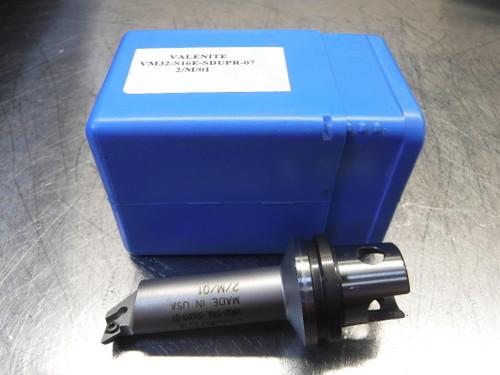 Valenite VM32 / KM32 Indexable Turning Head VM32-S16E-SDUPR-07 (LOC348A)