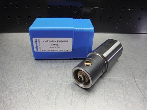 """Valenite VM / KM 32 Straight 1.5"""" Shank Adapter VM32-MLNSS-24157 (LOC2690B)"""
