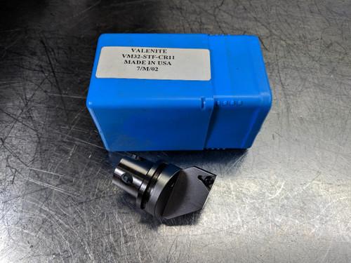 Valenite VM / KM 32 Indexable Turning Head VM32-STF-CR11 (LOC1441)