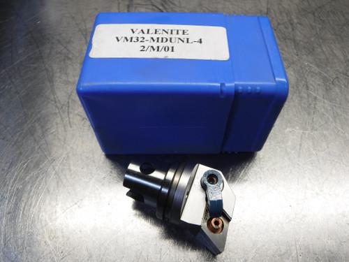 Valenite VM32 / KM32 Indexable Turning Head VM32-MDUNL-4 (LOC808A)