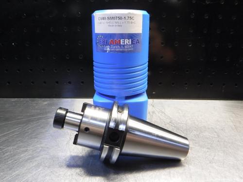 """ERI America CAT40 3/4"""" Facemill Holder 1.75"""" Pro CV40-SM0750-1.75C (LOC2853A)"""
