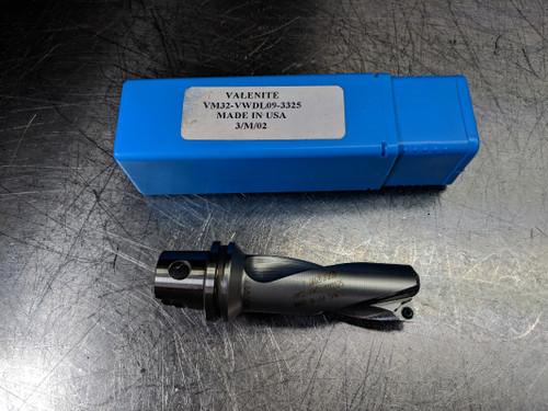 "Valenite VM / KM 32 .937"" Indexable Drill VM32-VWDL09-3325 (LOC1441)"