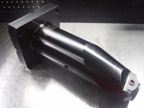 Kennametal KM50 Tool Post DWG 291298R09 W/ KM50 Clamping Unit (LOC37)