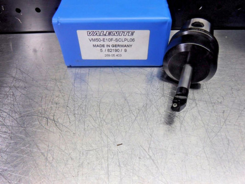Valenite VM / KM50 Indexable Carbide Boring Bar VM50-E10F-SCLP06 (LOC764)