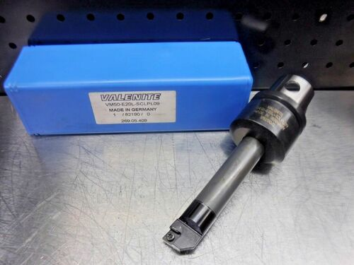 Valenite VM / KM50 Indexable Carbide Boring Bar VM50-E20L-SCLPL09 (LOC753A)