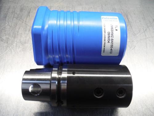"""Valenite VM / KM63 XMZ 1.5"""" Boring Bar Holder VM63XMZ-BA150-413 (LOC2577)"""