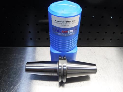 """ERI America CAT40 14mm Shrink Fit 3.75"""" Pro CV40-SF14MM-3.75 (LOC1811A)"""